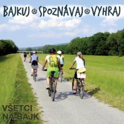Letná cyklosúťaž – Všetci na bajk