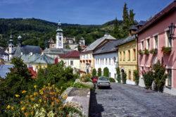 Prechádzky po slovenských mestách