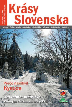Krásy Slovenska 2013/01-02