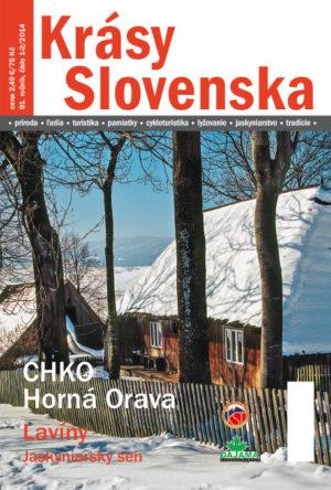 Krásy Slovenska 2014/01-02