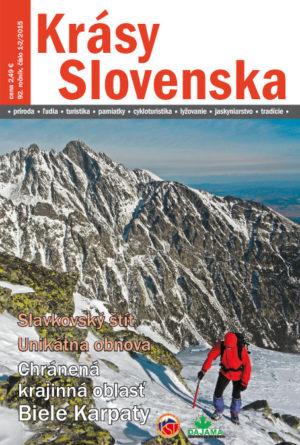Krásy Slovenska 2015/01-02
