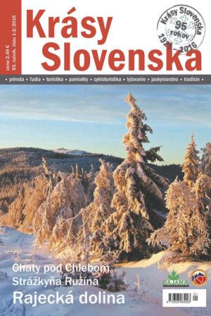 Krásy Slovenska 2016/01-02