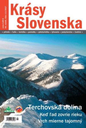 Krásy Slovenska 2017/01-02