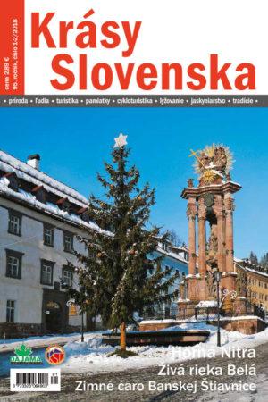 Krásy Slovenska 2018/1-2