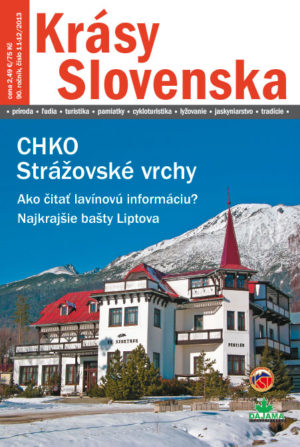 Krásy Slovenska 2013/11-12