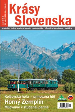 Krásy Slovenska 2015/11-12