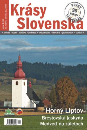 Krásy Slovenska 2016/11-12
