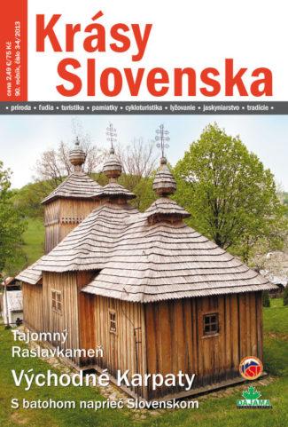 Krásy Slovenska 2013/03-04