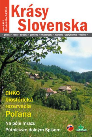 Krásy Slovenska 2015/03-04
