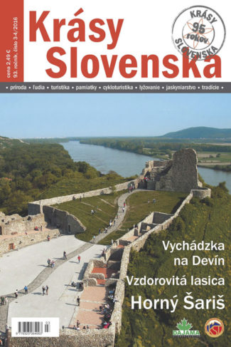 Krásy Slovenska 2016/03-04