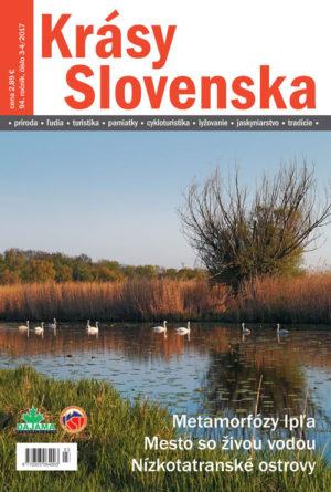 Krásy Slovenska 2017/03-04