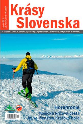 Krásy Slovenska 2018/3-4