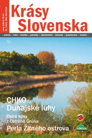 Krásy Slovenska 2014/05-06