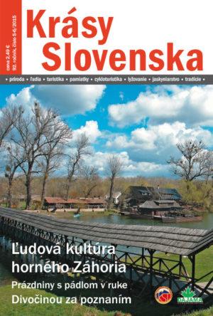 Krásy Slovenska 2015/05-06