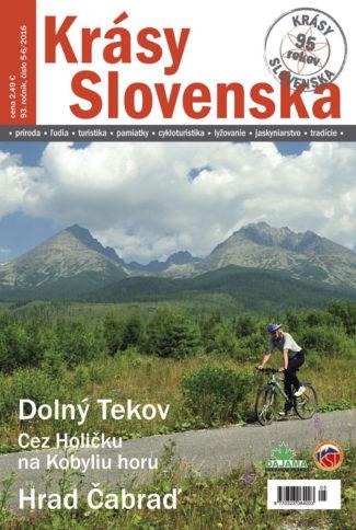 Krásy Slovenska 2016/05-06