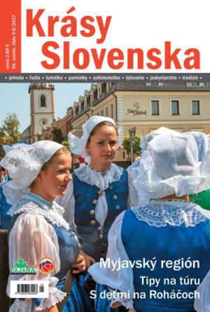 Krásy Slovenska 2017/05-06