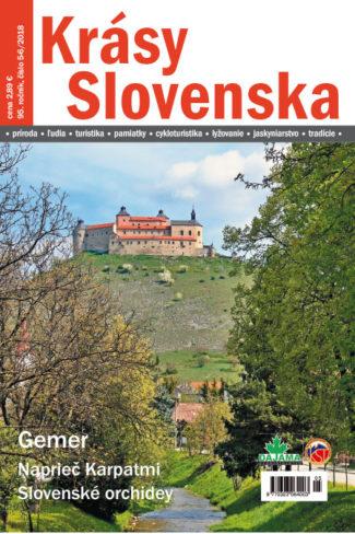 Krásy Slovenska 2018/5-6