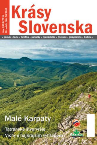Krásy Slovenska 2013/07-08