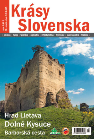 Krásy Slovenska 2015/07-08
