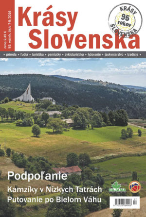 Krásy Slovenska 2016/07-08
