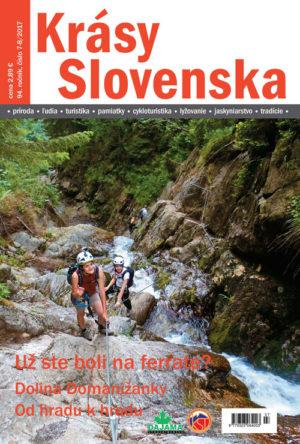 Krásy Slovenska 2017/07-08