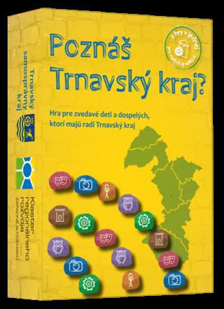 Hra Poznáš Trnavský kraj?