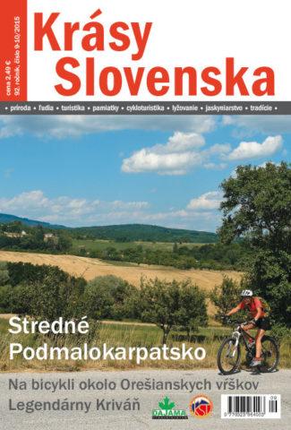 Krásy Slovenska 2015/09-10
