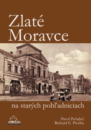 Zlaté Moravce na starých pohľadniciach