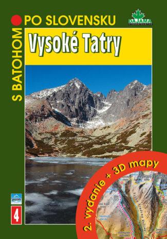 Vysoké Tatry (2. vydanie)