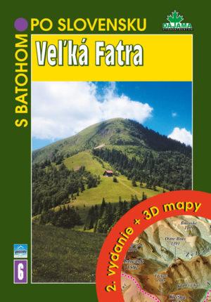Veľká Fatra (2. vydanie)