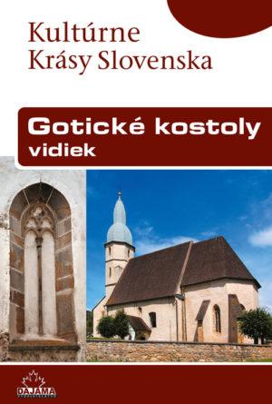 Gotické kostoly – vidiek