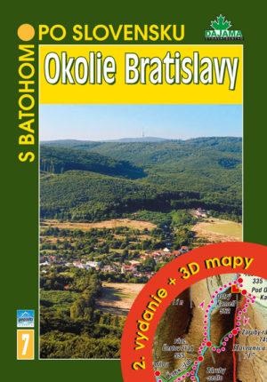 Okolie Bratislavy (2. vydanie)